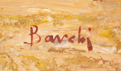Anselmo Barchi - scena di genere - arte - dipinti