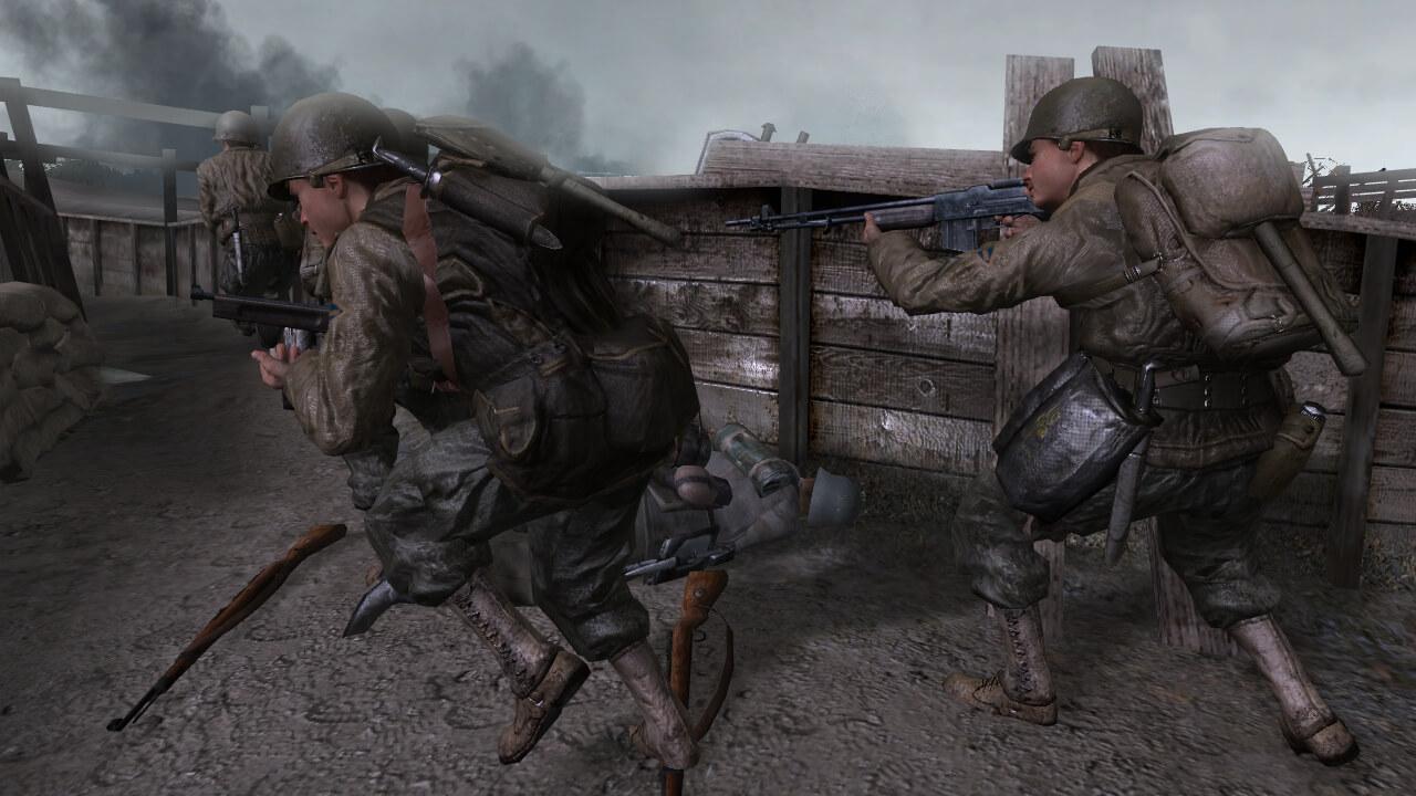 تحميل لعبة كول اوف ديوتي 2 مجانا للكمبيوتر Call Of Duty