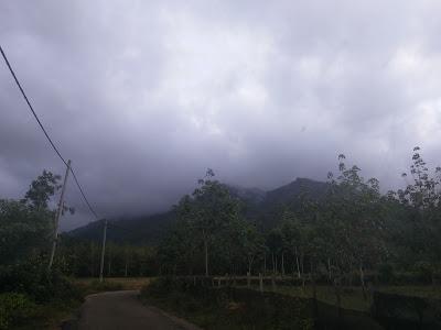 Pengalaman Mendaki Gunung Datuk