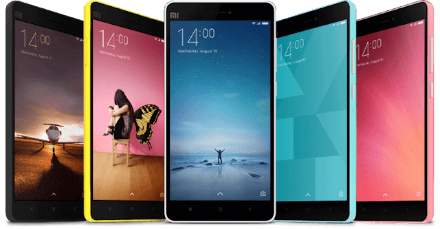 Xiaomi Smart Phones Prices in Pakistan
