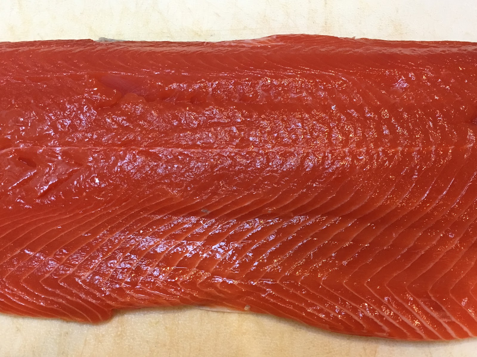 Do You Really Know What You\'re Eating?: Fresh sockeye salmon with ...