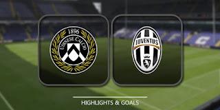 مشاهدة مباراة يوفنتوس واودينيزي بث مباشر بتاريخ 06-10-2018 الدوري الايطالي
