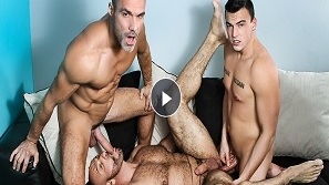 Ramming My Daughter's Boyfriend – Manuel Skye, Marco Vallant, Mickael Lane