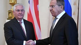 Рекс Тиллерсон объяснил новые санкции желанием улучшить отношения с Россией