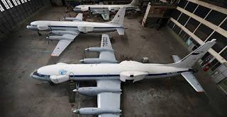 Pesawat Ilyushin Il-22PP Rusia