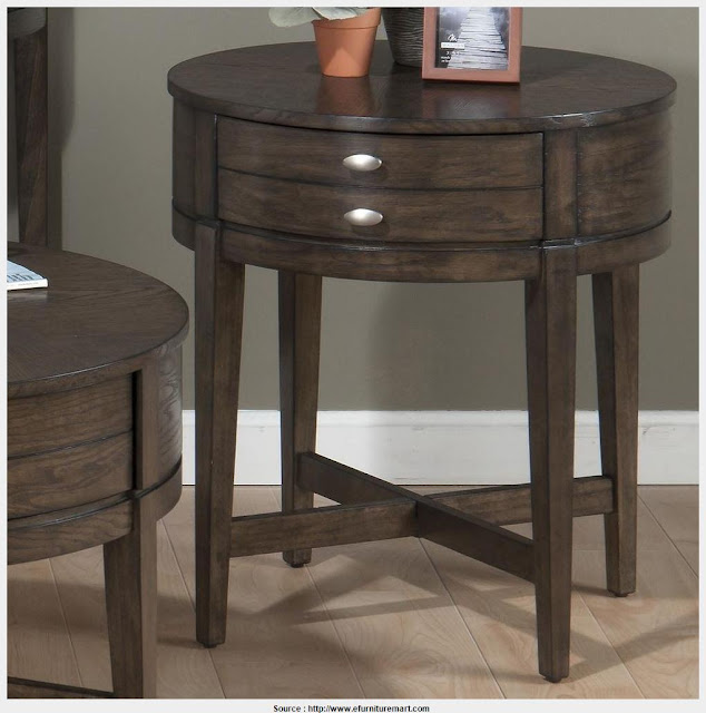 Top Photo of Round End Tables For Sale Snapshot