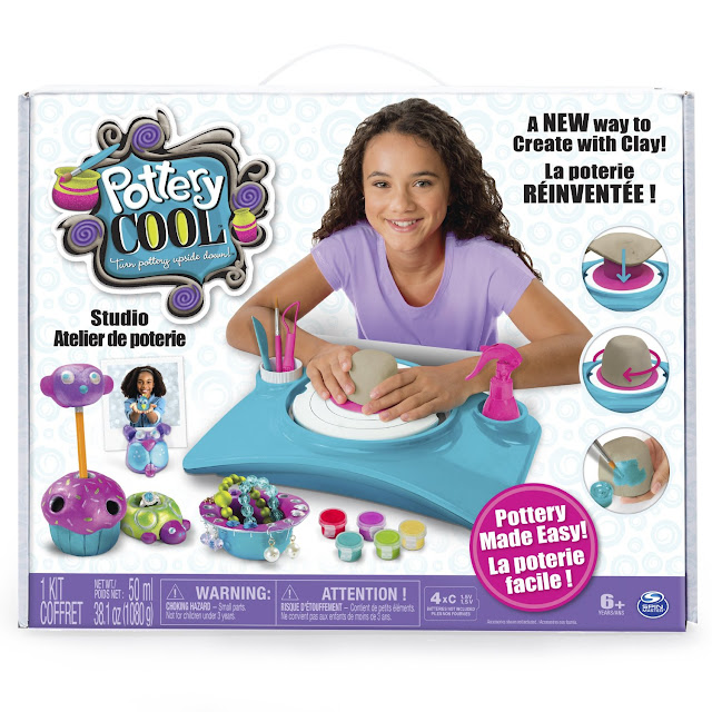 Pottery Cool Studio, by Spin Master