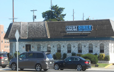 Court House Diner Family Restaurant in Cape May Court House New Jersey