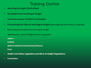 work at height legislation Guidelines for working safely at heights and associated legislation and standards towards mitigating injury by falling at the university of western australia.