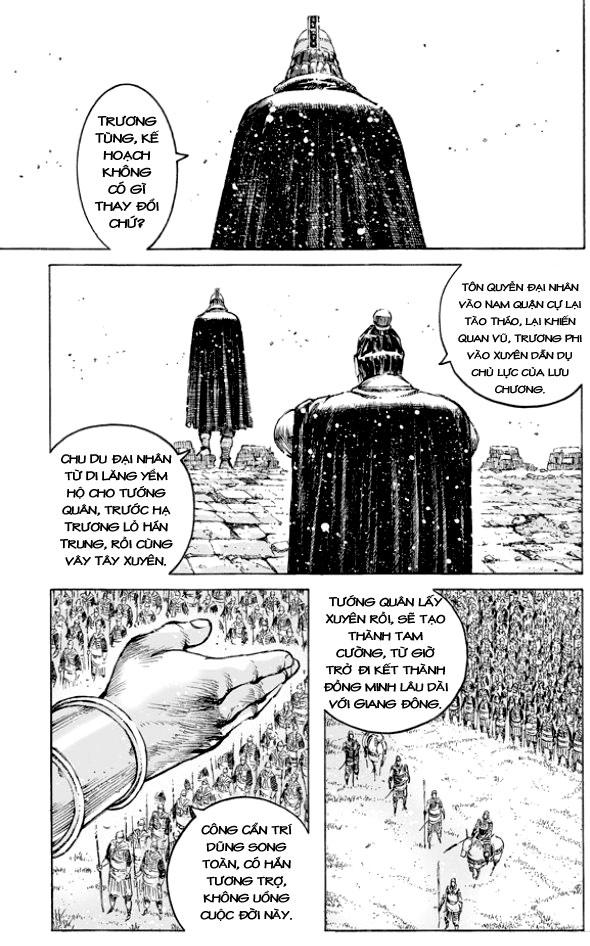 Hỏa phụng liêu nguyên Chương 503: Tháp thượng Long Trung trang 23