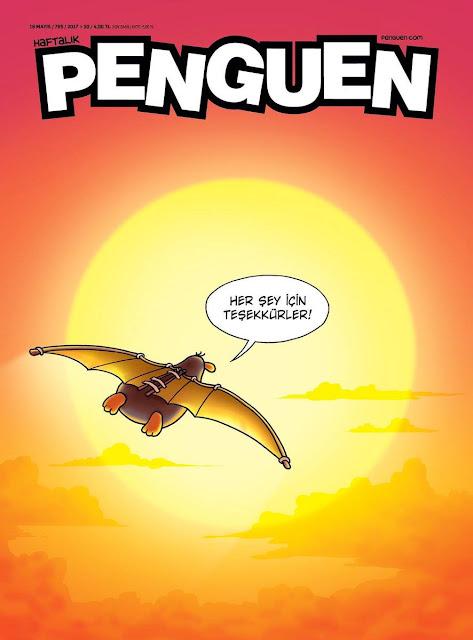 penguen dergisi son sayı