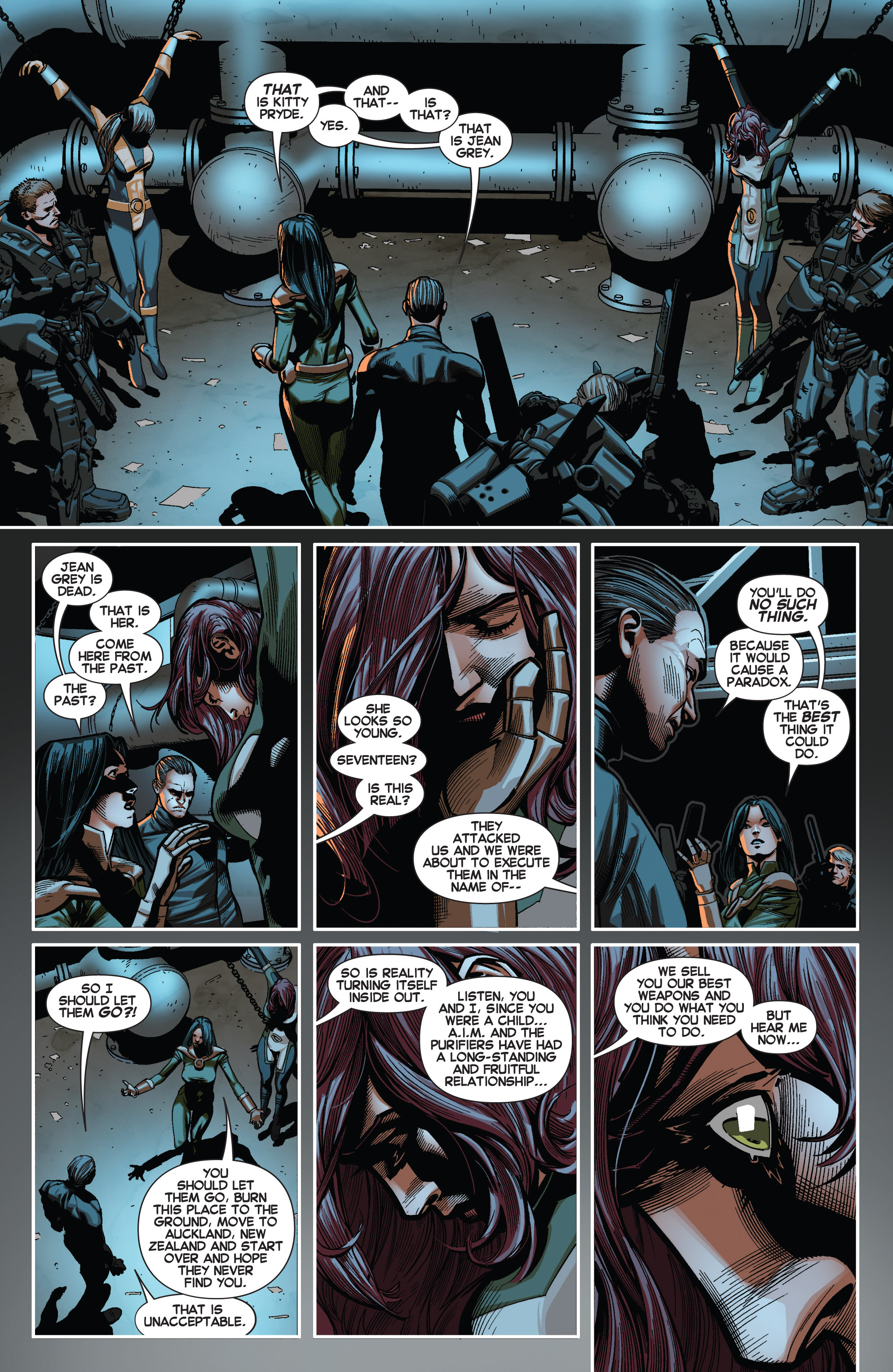 Read online All-New X-Men (2013) comic -  Issue #21 - 10
