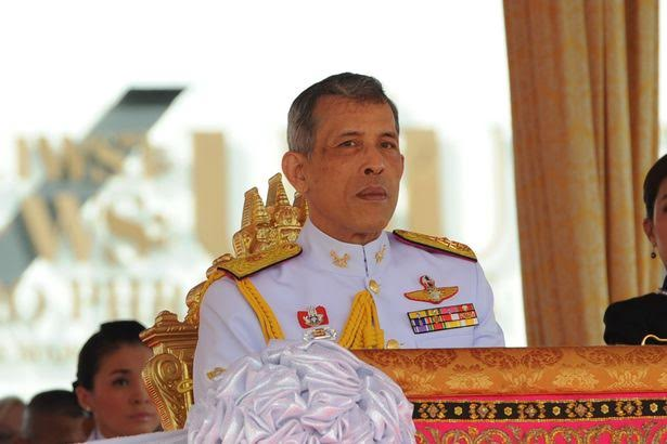 Thailand threatens Facebook with charges after video of their king walking around in a crop top surfaces
