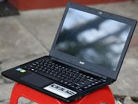 jual Jual Acer E5-411 Laptop Gaming Bekas