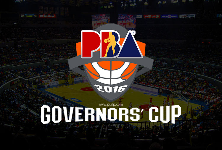 2016 PBA Governors' Cup logo