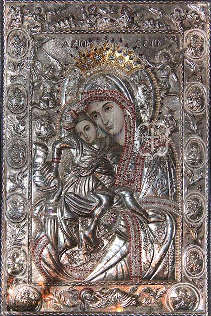 Ο Βύρωνας υποδέχεται Ιερά Σεβάσματα