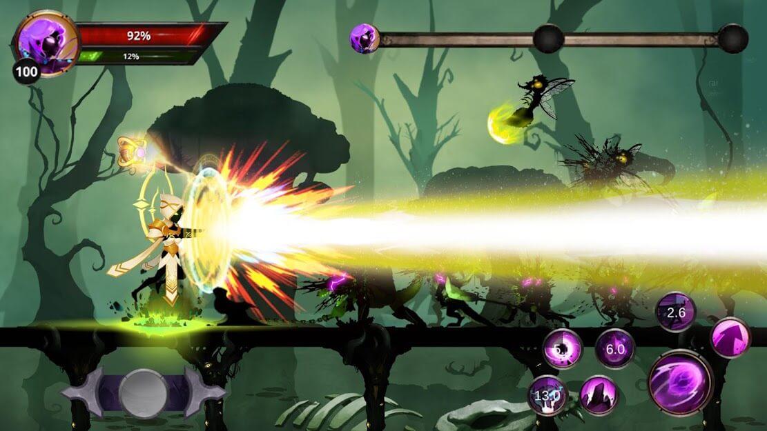 Stickman Legends - Shadow Of War Fighting Games v 2.4.64 apk mod COMPRAS GRÁTIS