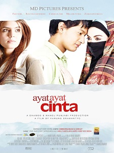 Download Film Ayat-Ayat Cinta (2008) DVDRip