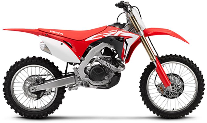 Lebih dekat dengan All New CRF 450R 2017, ada apa aja sih di motocross terbaru dari Honda ini ?