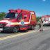 Capotamento na BR 405 entre Marizópolis  e São João do Rio do Peixe deixa duas mulheres feridas na tarde deste sábado