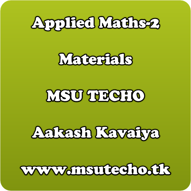 Msu techo , techo material