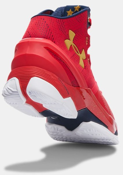 red curry two sneakers