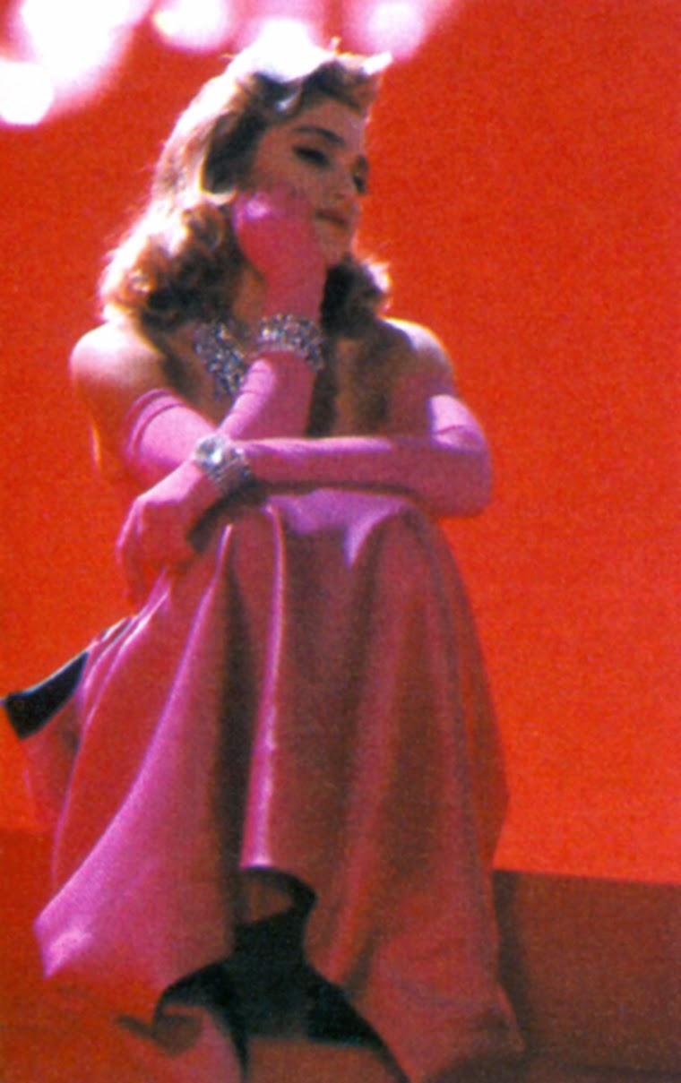 Ray Light Madonna