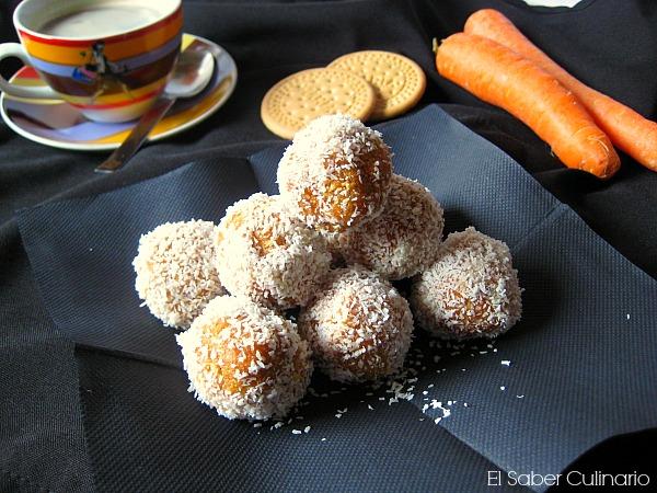 Delicias turcas de zanahoria y galletas con canela receta facil