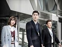 SINOPSIS Justice Team Episode 1 - 4 Selesai