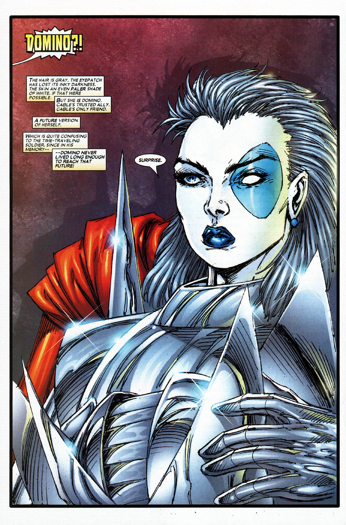 Read online X-Force (2004) comic -  Issue #5 - 23