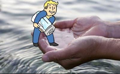 Penjelasan kenapa air laut asin Dan Terlihat Biru