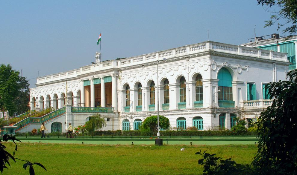 National Library - haunted destination of Kolkata