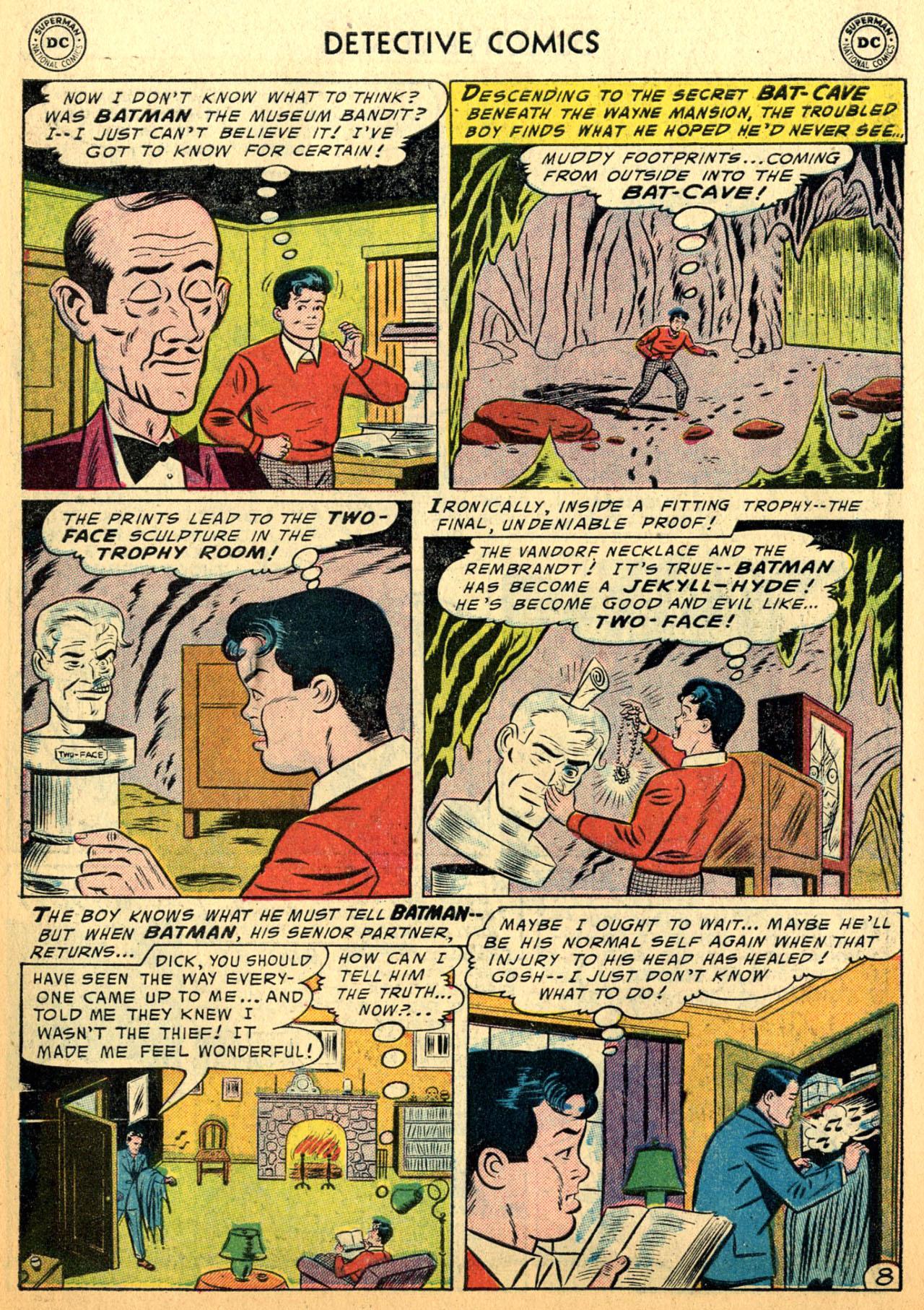 Detective Comics (1937) 228 Page 9
