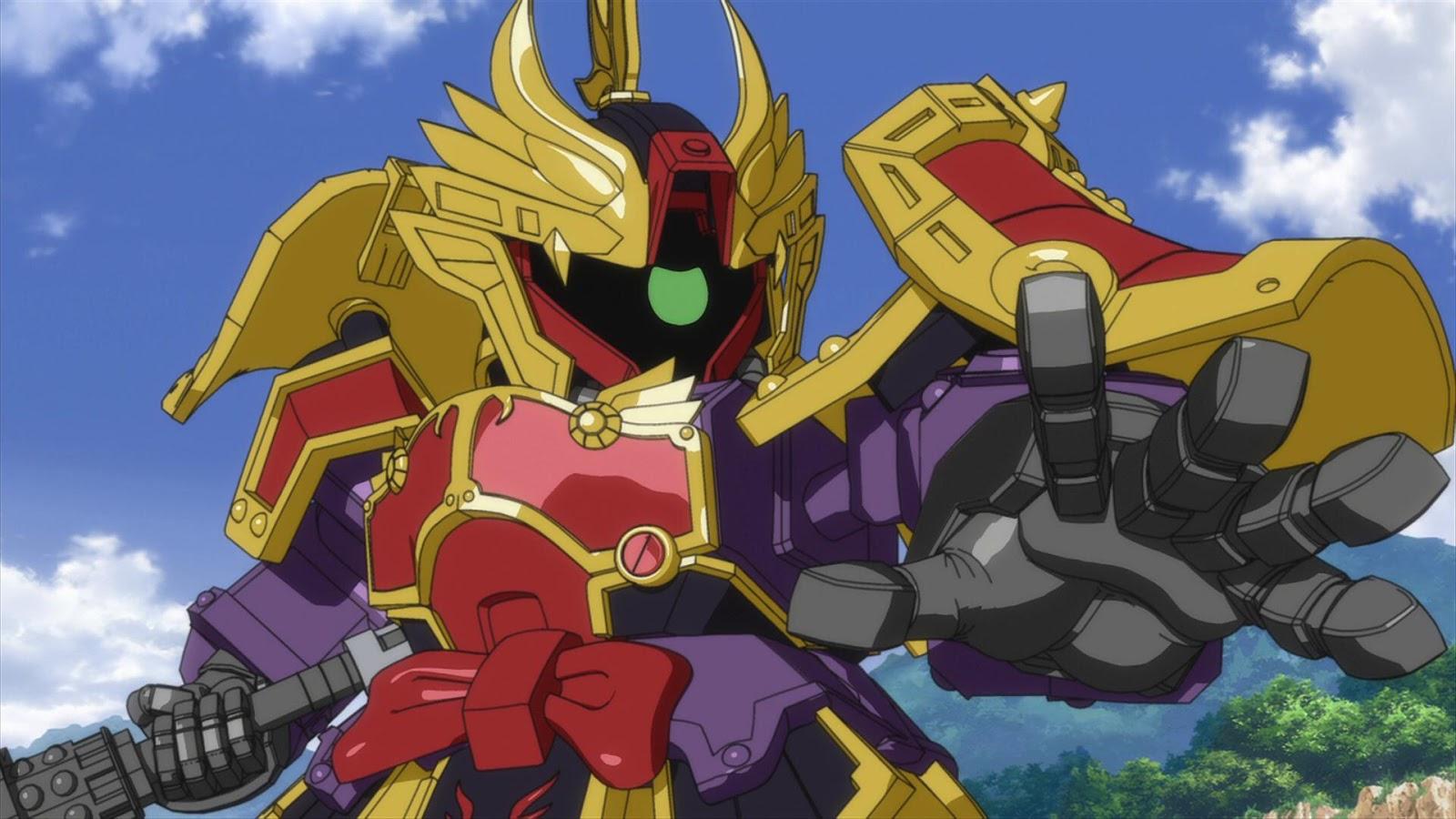 SD Gundam Sangokuden Brave Battle Warriors - TV Series