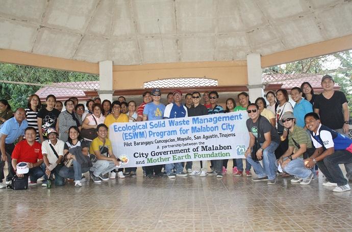Malabon City - #GoForZeroWaste