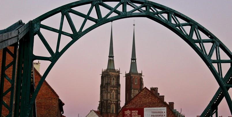 W podróży / En voyage: Wrocław, Poland (2)