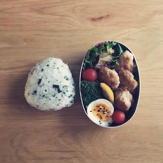 お弁当 ごま