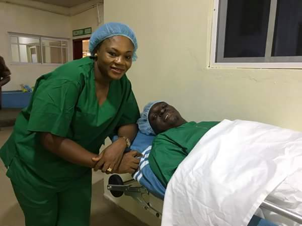 Brilliant! Nigerian Hospital Records 1st Successful Kidney Transplant Surgery (Photos)