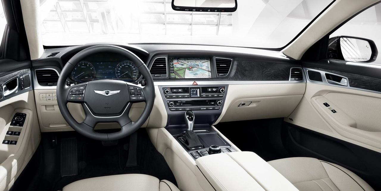 Hyundai Genesis 2016 Firstwagon