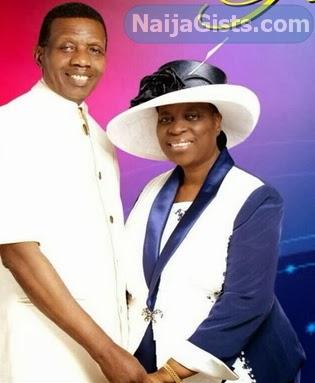 Pastor adeboye wife