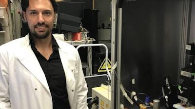 l'esperto in nanotecnologie Luca Annecchio