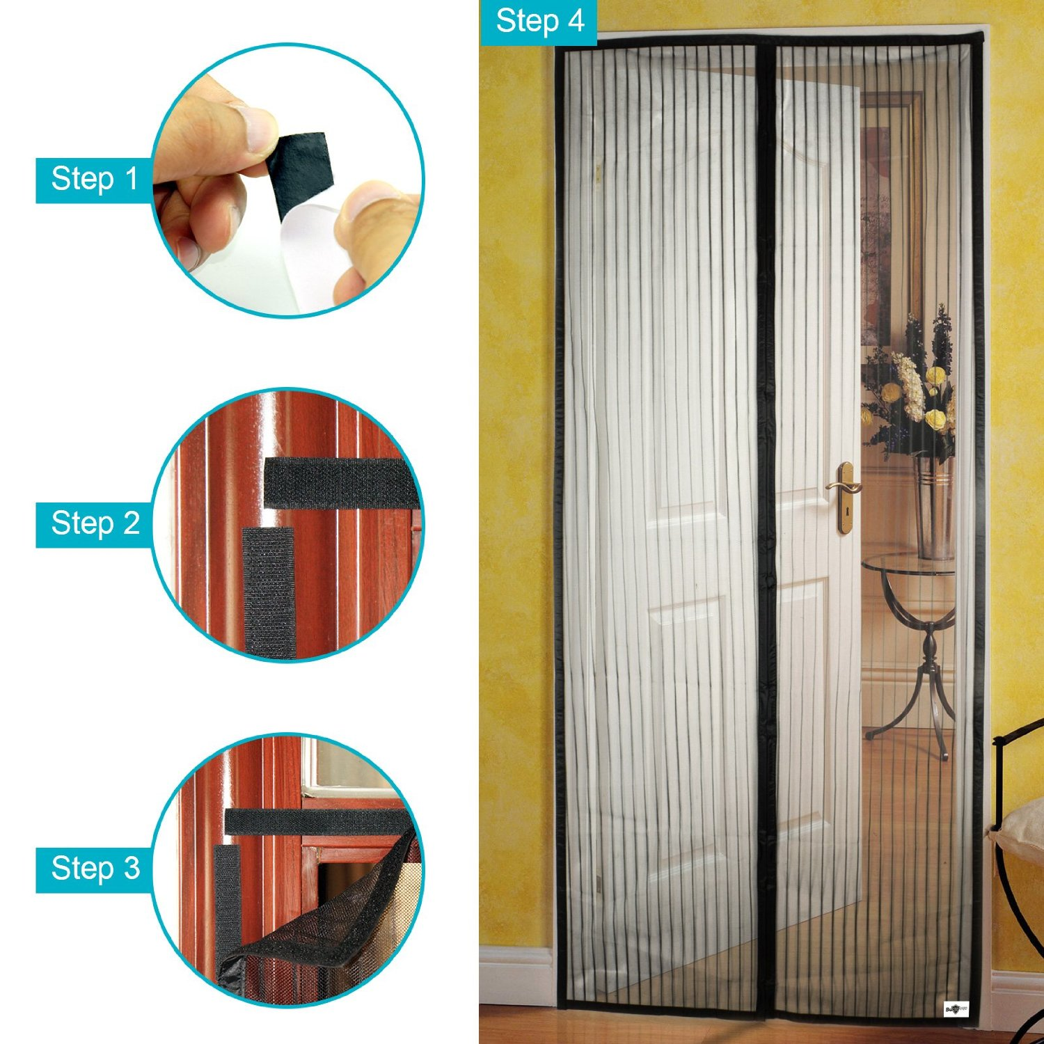 The Enchanted Tree Apalus Magnetic Screen Door Product Review