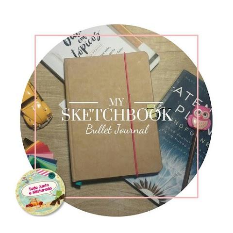 Meu Sketchbook - Bullet Journal - Diario em Topicos - CommonPlace Book