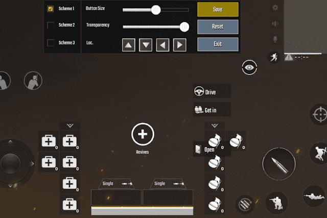 PUBG Mobile: 10 Tips & Trick Terbaik Namun Game Tidak Memberitahu Anda - Re Map Buttons