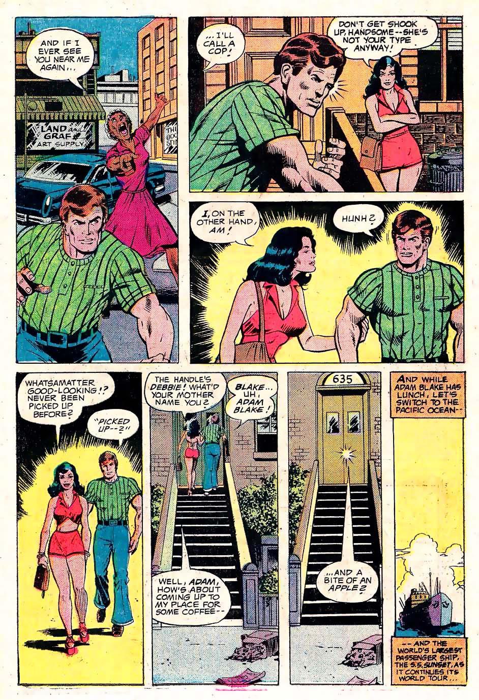 Comic Secret Society of Super-Villains issue 6