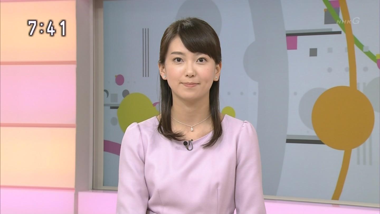 女子アナ画像コレクション: 和久田麻由子 NHKニュースおはよう日本 2014年11月2日