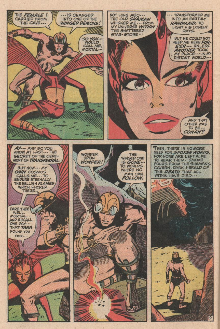 Conan the Barbarian (1970) Issue #1 #13 - English 20