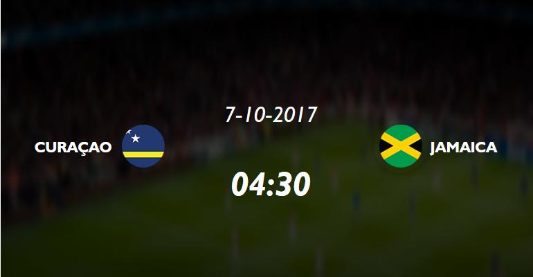 Curacao vs Jamaica Live Streaming