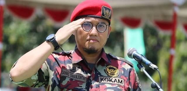 Aktivis Muhammadiyah: Dahnil Anzar Simanjuntak Gak Usah Cari Kambing Hitam Dong