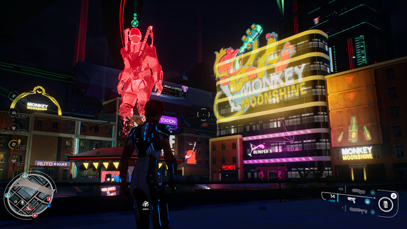 Crackdown 3 Gameplay